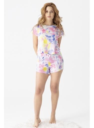 Pemilo Pijama Takım Renkli